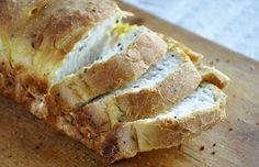 Gluten-Free Bread with Black Cumin   Paine fara gluten cu negrilica (chimen negru)