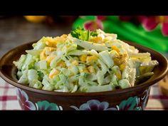 Amazing 7 Different Delicious Fabulous salad Recipes prescription The Great 2 Tastefulluscious Healty salad Recipes prescription for vegans Believe you can List Romanian Food, Cilantro, Salad Recipes, Potato Salad, Cabbage, Bbq, Yummy Food, Vegan, Vegetables