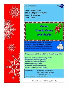 Holiday event in Richmond CA. 2014
