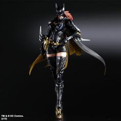 DC Comics Variant Play Arts Kai - Batgirl