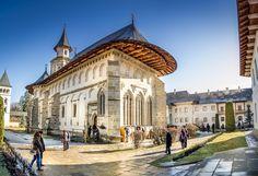 Putna Monastery #monastery #orthodox #putna #religion #romania #suceava