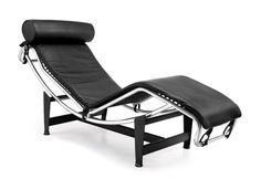 Chaise Longue by Le Corbusier 1925