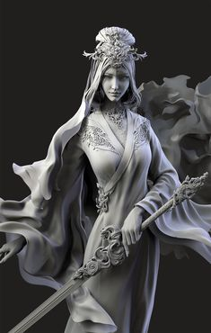 Head to the webpage to see more on famous artists. Check the webpage for more information Arte Do Sistema Solar, Plaster Art, 3d Modelle, Arte Obscura, Modelos 3d, Poses References, Art Sculpture, Art Station, Clay Art