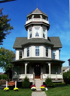 The 1883 Tower Cottage located at: 203 Forman Avenue Point Pleasant Beach NJ 08742