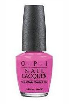 OPI La Paz-itively Hot Nail Lacquer - Beyond the Rack