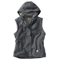 WOMEN'S SANDSTONE BERKLEY VEST II - The Brown Duck