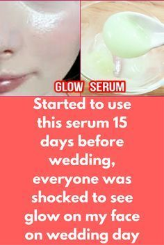 Started to use this serum 15 days before wedding, everyone was shocked to see glow on my face on wedding day This is a natural skin fair product that can give you desired results very fast and best part is that it is made up of all organic ingredients and it is suitable for all skin types Ingredients needed: Aloe vera gel + Rose Water + Olive oil; + Glycerin + Vitamin E + Vitamin A …