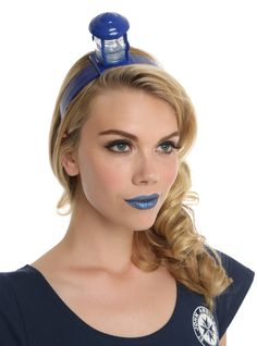 Doctor Who TARDIS Light Headband | Hot Topic (Out of stock)