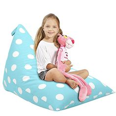 Superb Large Stuff N Sit Stuffed Animals Bean Bag Storage Cover By Pdpeps Interior Chair Design Pdpepsorg