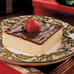 Contest Winning Cream Cheese Sheet Cake Recipe. It's always popular at potlucks and parties!