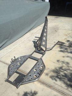 Misfit customs drift trike frame  Www.misfitcustomsfab.com
