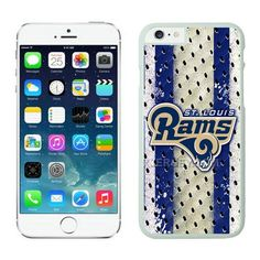 http://www.xjersey.com/stlouis-rams-iphone-6-plus-cases-white6.html Only$21.00 ST.LOUIS RAMS #IPHONE 6 PLUS CASES WHITE6 Free Shipping!