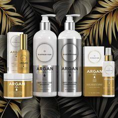 Anti-Hair Loss With Argan Oil - 10 Minute Miracle - Mega Bundle