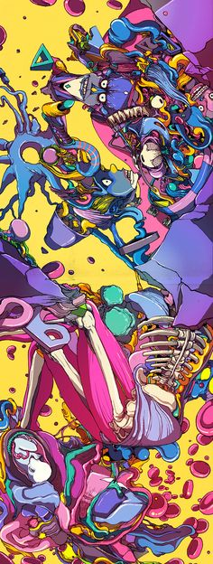 Digital art selected for the Daily Inspiration #1910 width=