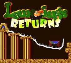 Lemmings Returns Create Your Own, Create Yourself, Free Games, City, Phone, Telephone, Cities, Mobile Phones