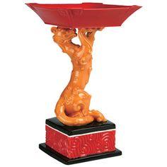 Jean Boggio Cornucopia (Orange). Biggs Ltd. Gallery. Heirloom Quality Bridal and home decor. 1-800-362-0677. $420.