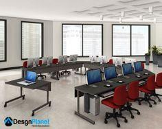 Office Furniture Design Ideas http://www.desgnplanet.com/contemporary-office-furniture-design-ideas/ http://pinterest.com/Edeskco/