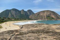 Praia de Itacoatiara, Niterói