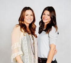 Danneel Harris Ackles and Gen Padalecki