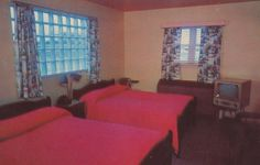 Motel Rock Haven and Restaurant - Peterborough, Ontario | by The Cardboard America Archives