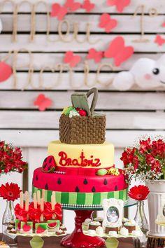 Festa Picnic | 1 ano da Beatriz