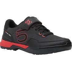 Five Ten Men's Kestrel Lace Shoe - 11.5 - Black / Red