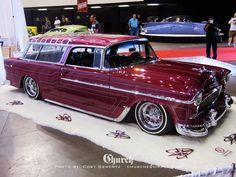 1955 Chevy, 1955 Chevrolet, My Dream Car, Dream Cars, Chevy Nomad, Fancy Cars, Hot Rod Trucks, Station Wagon, Car Photos