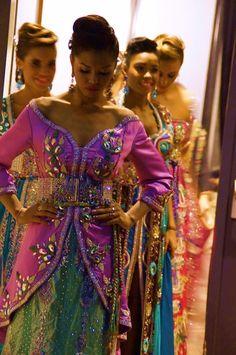 arabianvogue:  El Magnifique - Fashion Show
