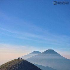 Exploration & Photo by @christina_who Location / Mt. Prau, Central Java, Indonesia