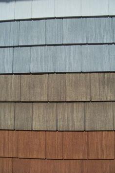 Faux Cedar Shake Siding Panels Shakertown Hardwood