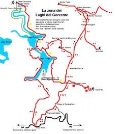 Fuori programma: Domenica 5 luglio: i Laghi del Gorzente da Ponte Nespolo