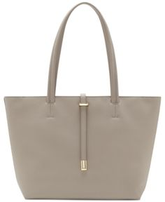 Vince Camuto Leila Small Tote - Gray