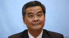CY Leung, file pic