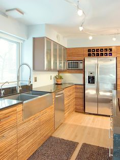 Consider factors like size, layout and style when choosing cabinetry for your remodel.