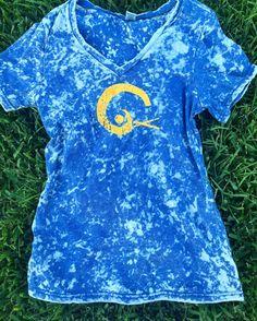 Los Angeles Rams Shirt by ZINOFRESH on Etsy Los Angeles 97b569a7f0
