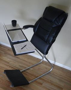 LeanChair!!!! Check Out My Uncleu0027s Newest Invention On Kickstarter! Leaning  Desk. Leaning DeskStanding ChairStanding ...