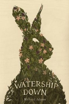 Watership Down by Jessica Roux, via Behance