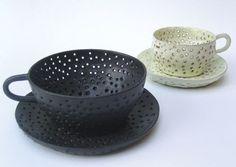 pierced ceramics - Google Search