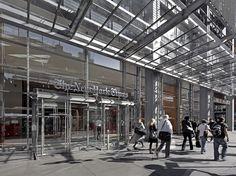 NY times HQ