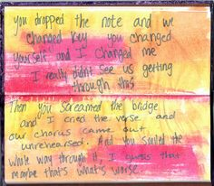If You Wanted A Song Written About You All You Had to do was Ask - Mayday Parade