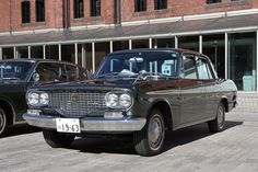 1963 Toyopet Crown