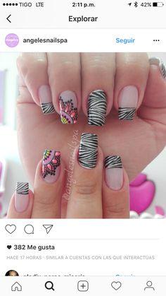 1, Nail Art, France, Nails, Beauty, Enamels, Finger Nails, Cute Nails, Ongles