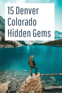 Reading this list of things to do in Denver Colorado will make you want to visit Colorado because Colorado has so many hidden gems to see and do that a lot of people don't know about. So check out thi Vail Colorado, Pueblo Colorado, Estes Park Colorado, Breckenridge Colorado, Boulder Colorado, Road Trip To Colorado, Colorado Winter, Skiing Colorado, Colorado Springs Things To Do