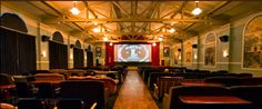 Kennedy School McMenamins... our first date and the coolest theater I have ever been.