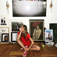 """Just chillin at home this weekend? Head over to Tatie & Delilah """"winter is gone"""" sale for off. Tatie & Deliliah Rock N Roll// Classic// Bohemian// Minimalist Looks Style, Looks Cool, My Style, Real Style, Camille Rowe Style, Rose Jackson, Ville Rose, Emily Rose, Poses"""