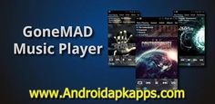 Download GoneMAD Music Player v2.0.1 Full Apk Terbaru