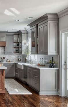 Home Decor Grey Kitchen Renovation Cost A Budget Split Up.Home Decor Grey Kitchen Renovation Cost A Budget Split Up
