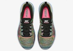 best service 5b9a4 8f090 Nike WMNS Flyknit Air Max Multi Color