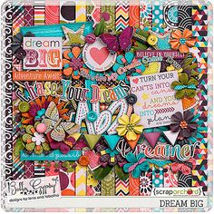 Love Bella Gypsy's kit. It was part of this month's The Daily Digi monthly membership.