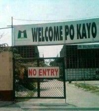 Ironic. Haha. #OnlyinthePhilippines #Philippines #Pilipinas #Pinas #Pinoy #funny #signs #humour #signage